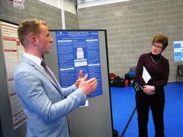 Alan Finnegan and Prof. Mary O'Sullivan