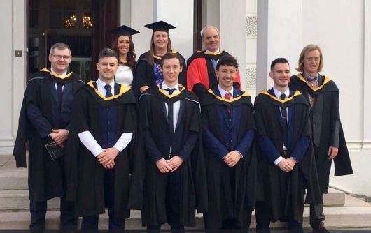 Graduates of the MSc. Sport, Exercise and Performance Psychology