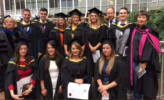Professional Masters Education Graduates (P.E.)