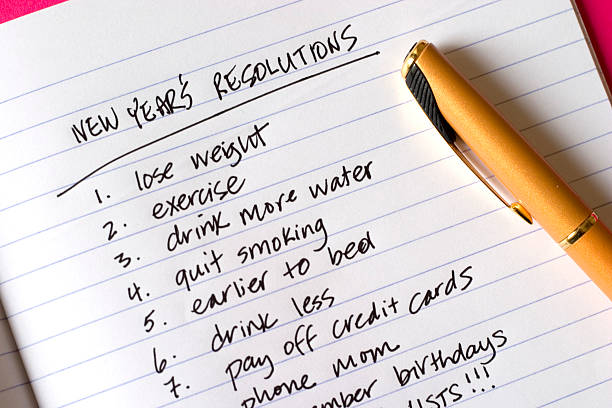 New Years Resolutions – Why Most Fail! Dr  Giles Warrington