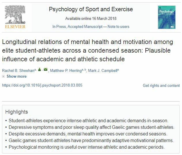 Publication Longitudinal Relations Of Mental Health And Motivation