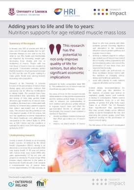 Research Impact - Adding years to life and life to years_Page_1