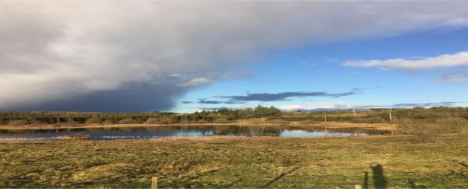 Shammer Lake, Kilkelly, Co. Mayo, - Alan Scarry